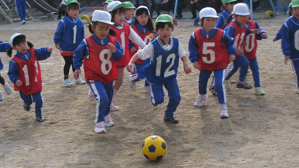 2月サッカー大会